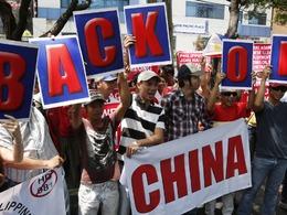 菲律宾激进派<br>炸中国使馆未遂