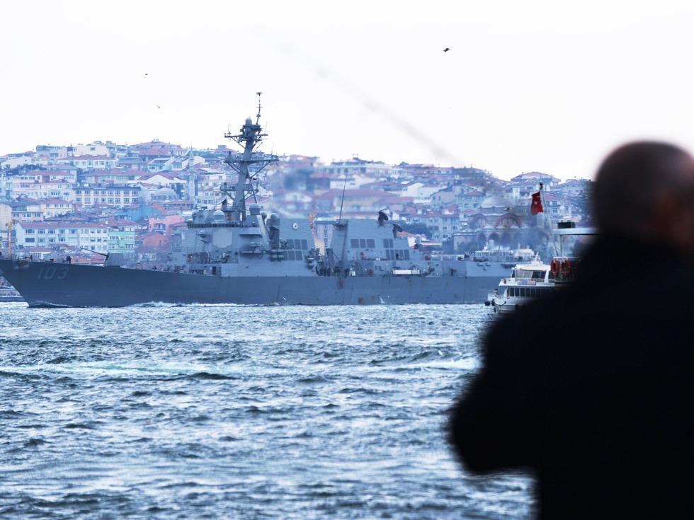 土耳其政变丢失14艘战舰 无人帮找 - 纽约文摘 - 纽约文摘