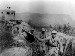抗日战争期间的中共武装