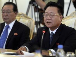 政要炫表新境界 朝鲜二把手弱爆了