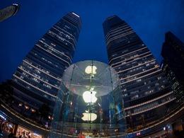 苹果股价首破130美元