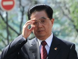 传胡锦涛写回忆录<br>首披老人干政