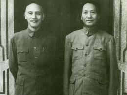 重庆谈判暗藏杀机<br>毛泽东专机险被击落