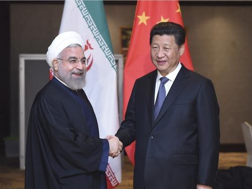 習近平在伊朗媒體发表署名文章[全文]