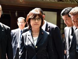安倍将组阁 右翼稻田朋美或任新外相