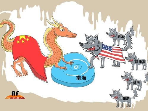 美国:北京拒妥协准备继续南海军事化
