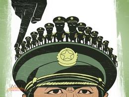 军方将领调整开始 军委政工部变动
