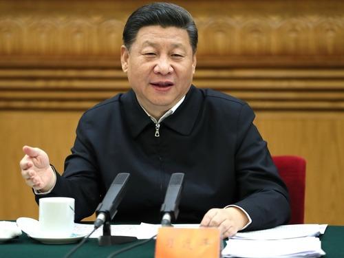 """中国再现领袖意向 习近平首提""""两个引导"""""""