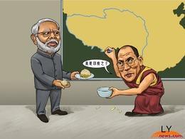 印度突然宣布提升达赖喇嘛访藏南规格