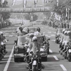 中共最高领导人唯一一次出国参加葬礼