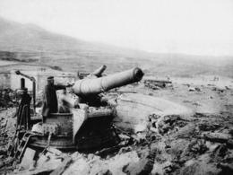 尘封123年中国军队惨败日本求和一幕[图集]