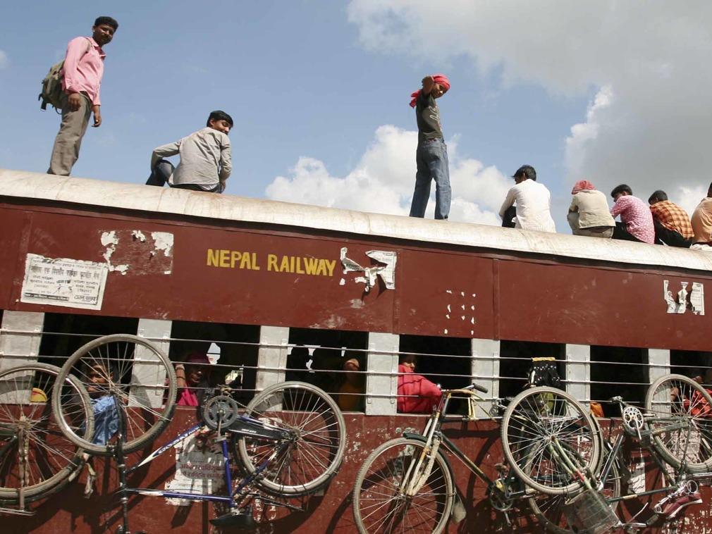 中印逐鹿尼泊尔 新德里在边境遭遇背后一枪(图)