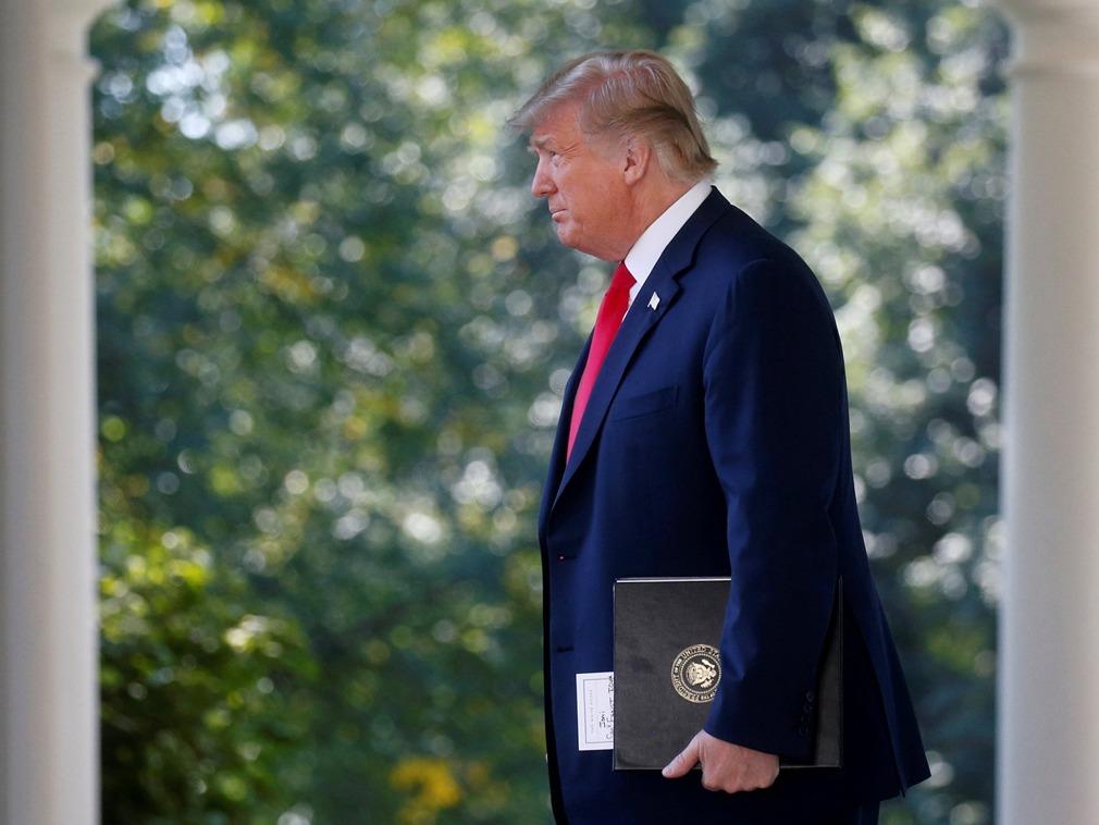 中期选举前的特朗普 三个举措将中美推向新冷战