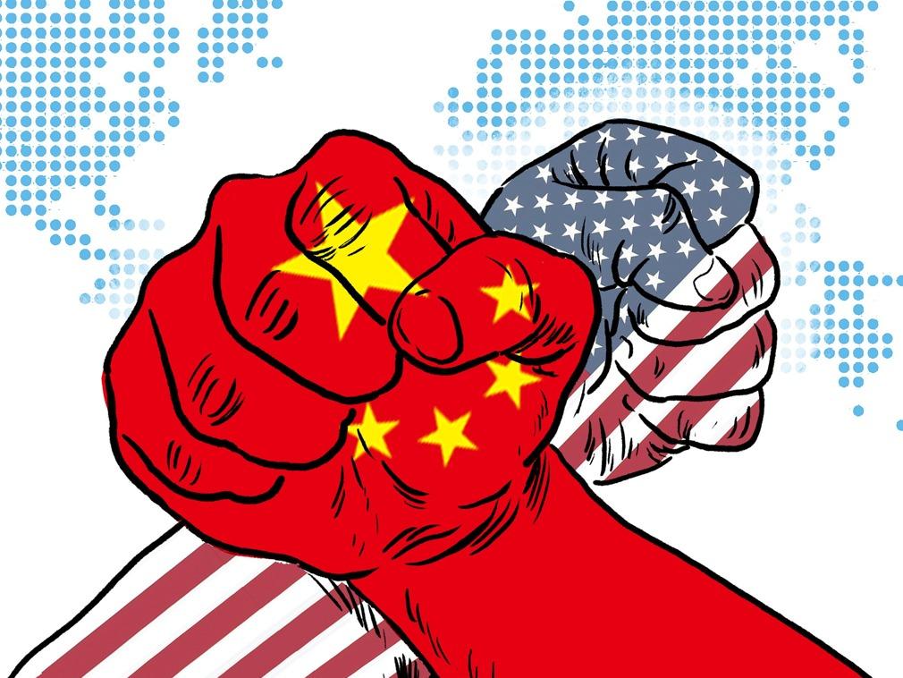"""中美对垒 谁才是中国挥之不去的""""黑色魔鬼"""""""
