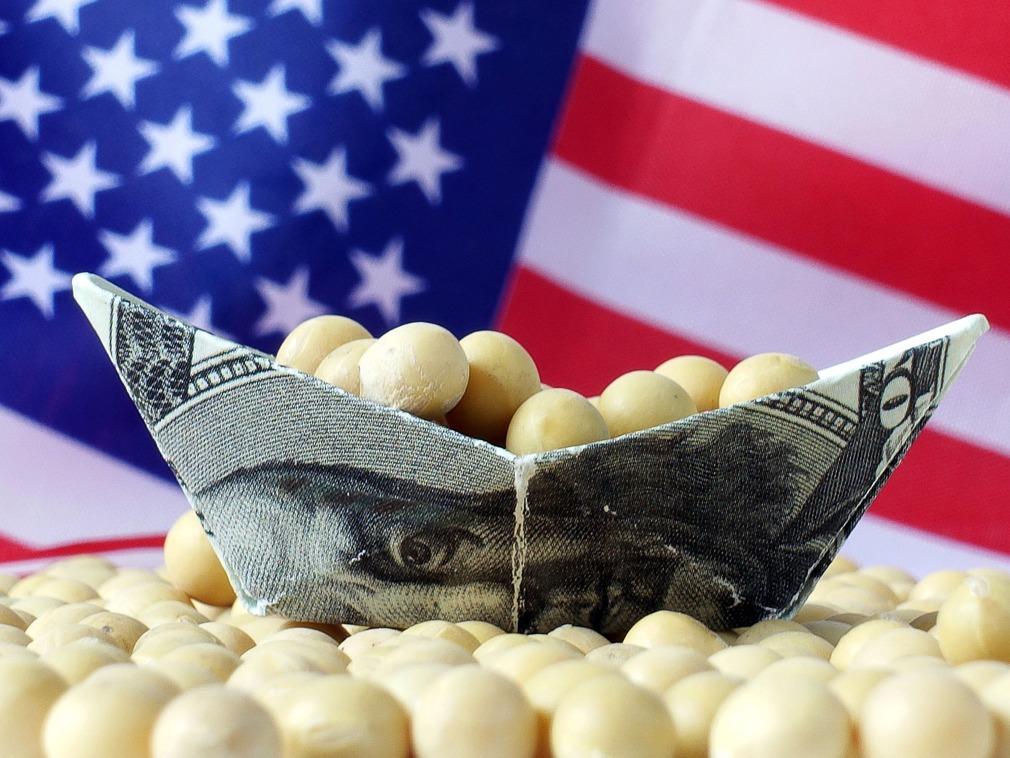 第一季度中国对美进出口数据出炉 贸易顺差4000亿