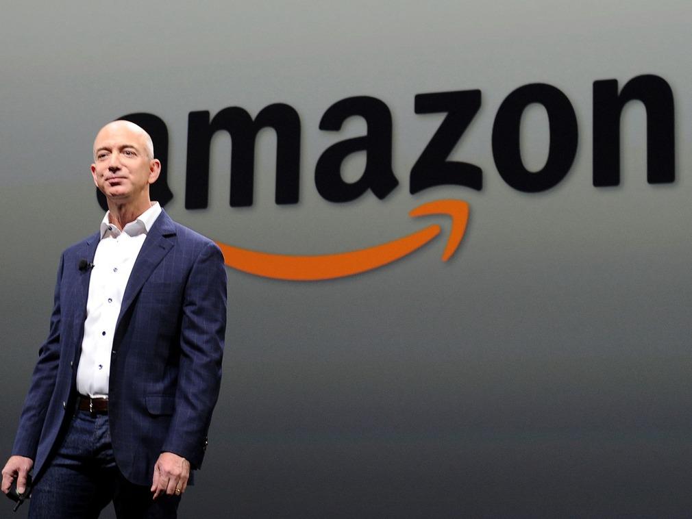 欧盟正式宣布:对亚马逊开展反垄断调查(图)