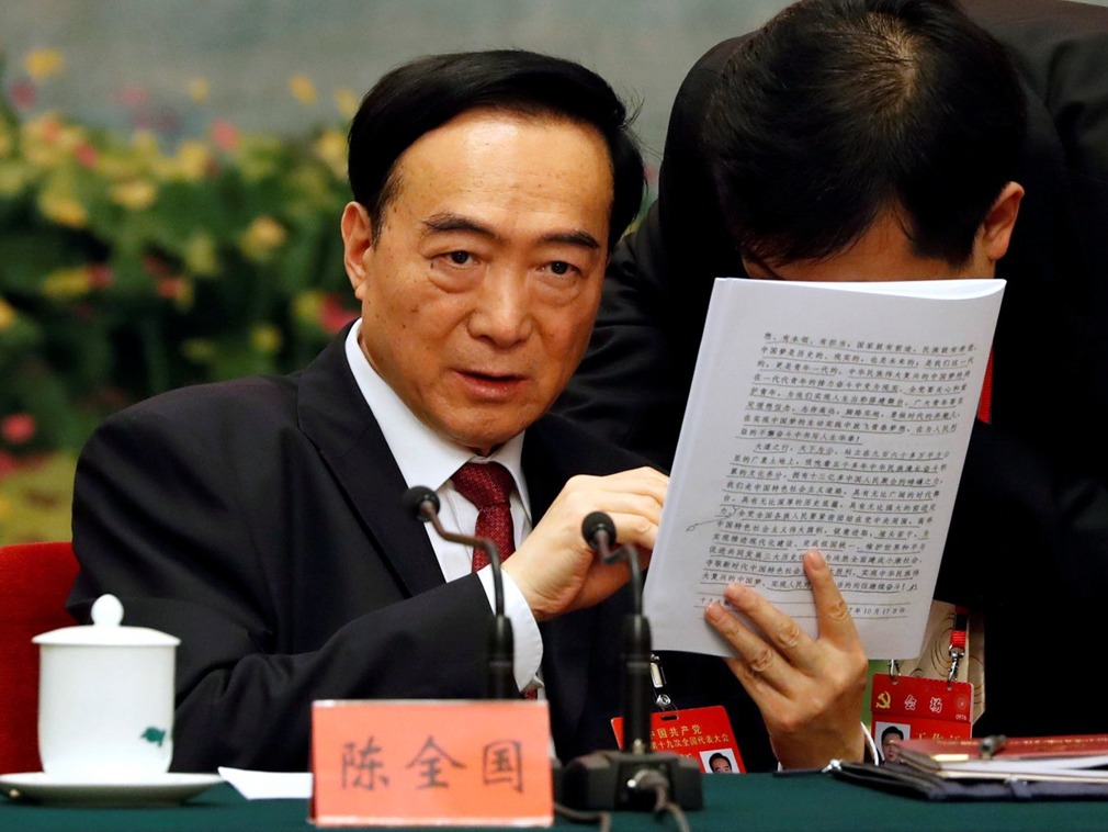 港媒陈全国治疆模式将向中国其余地区与邻国输出|多维新闻网|中国